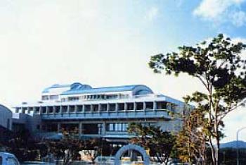 宜野座村庁舎竣工清掃
