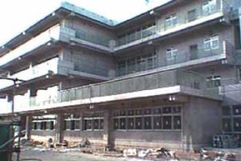 嘉手納中学校校舎新築工事