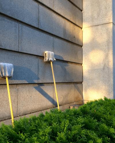 建築物の日常・定期清掃