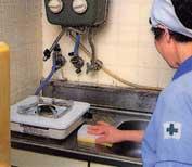 11.給湯室の清掃